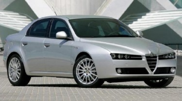 Alfa Romeo 156 Sportwagon teste